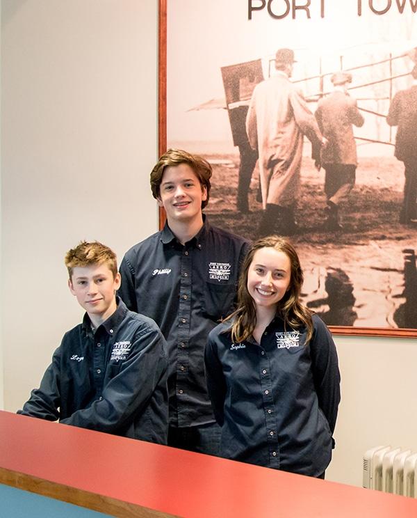 Aviation youth program in Port Townsend, WA