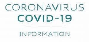 Coronavirus Cofid-19 Information.